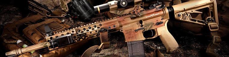 Rifle Gel Blasters