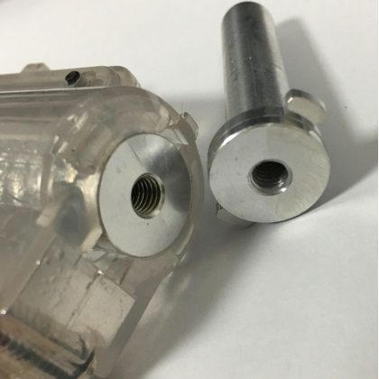Metal Spring Retainer for Well M401