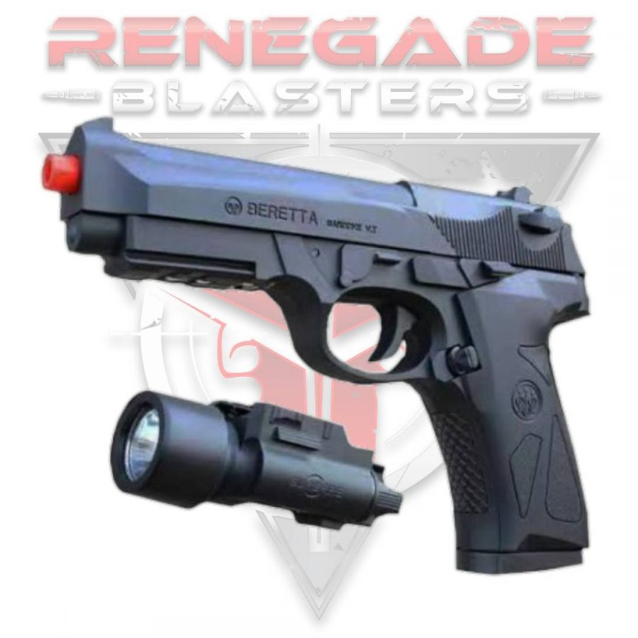 SKD Beretta 90TWO 14.8v Auto Gel Blaster
