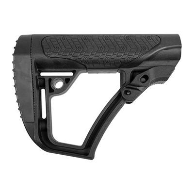 DD Adjustable Nylon Buttstock (Black)