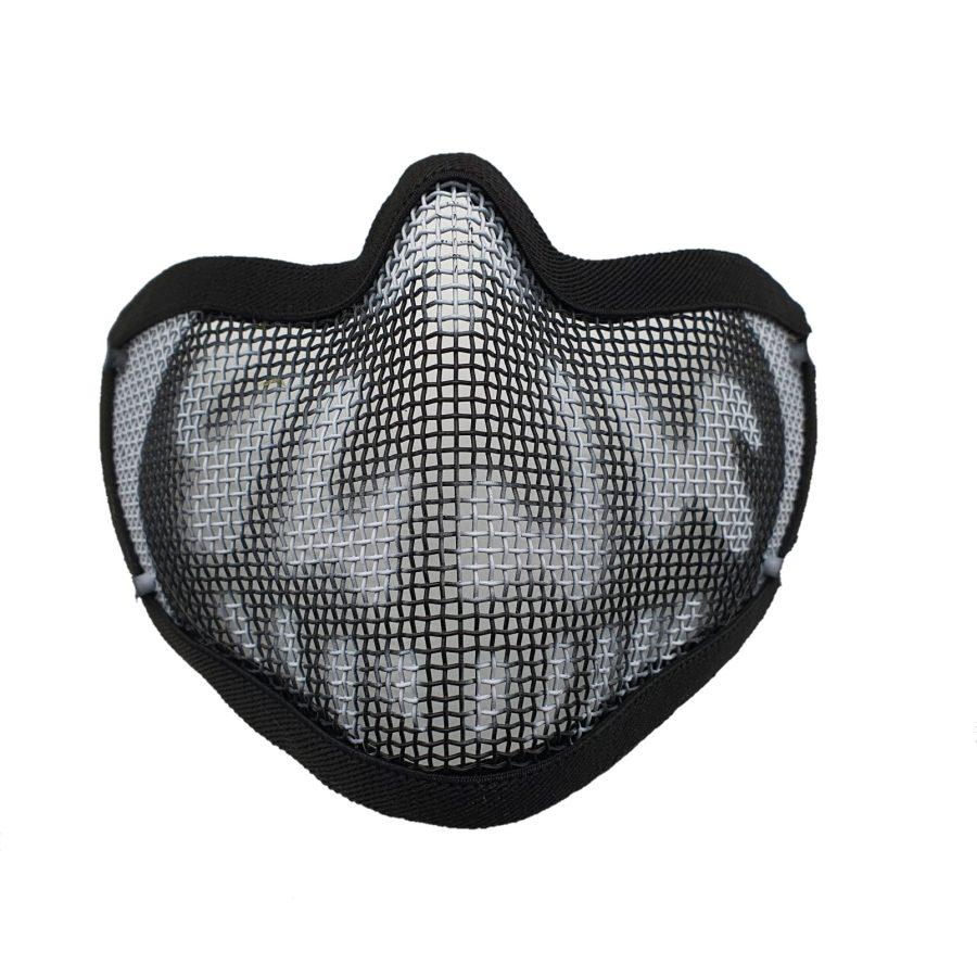 Metal Mesh Face Mask Renegade Blasters