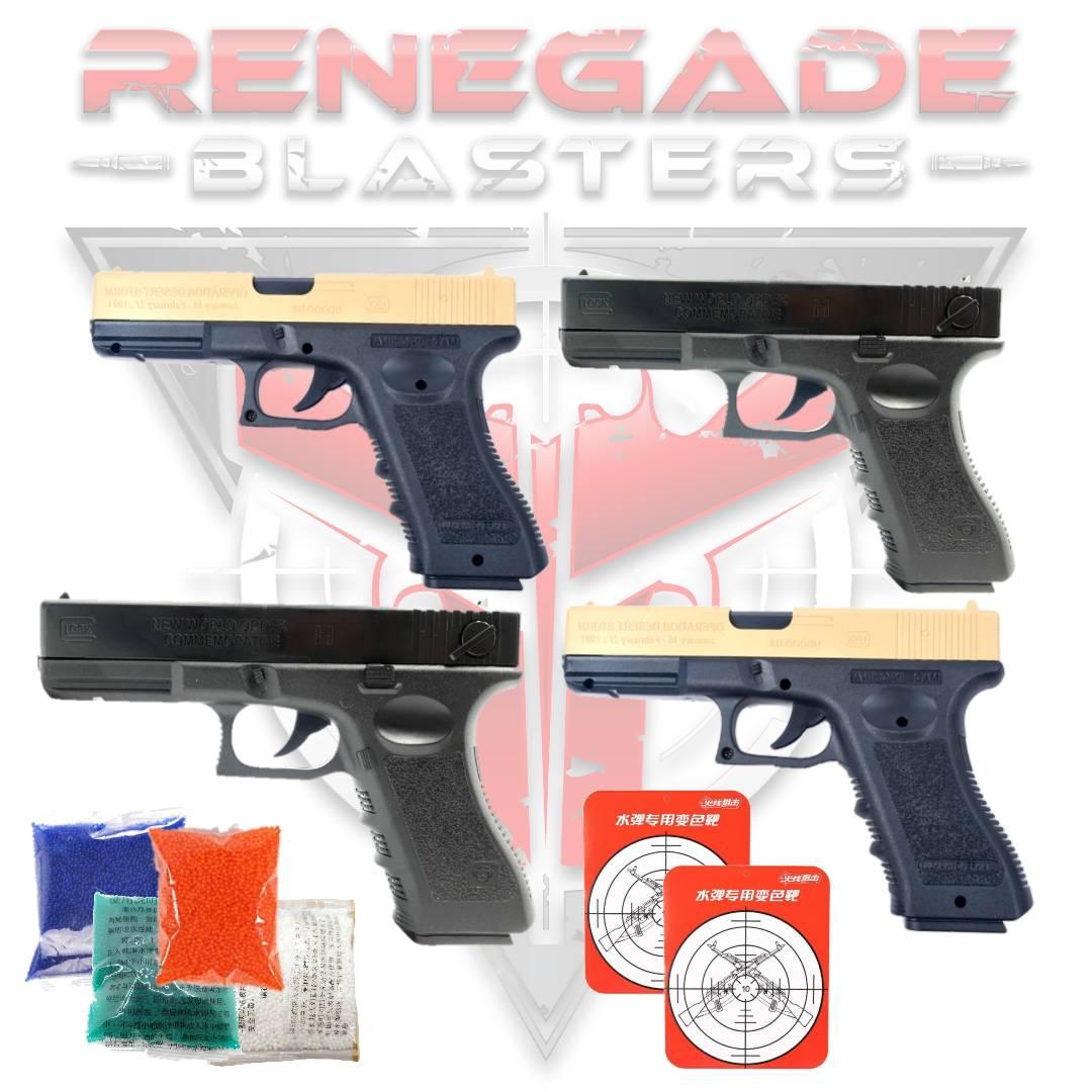JF Glock G18 Combo Pack
