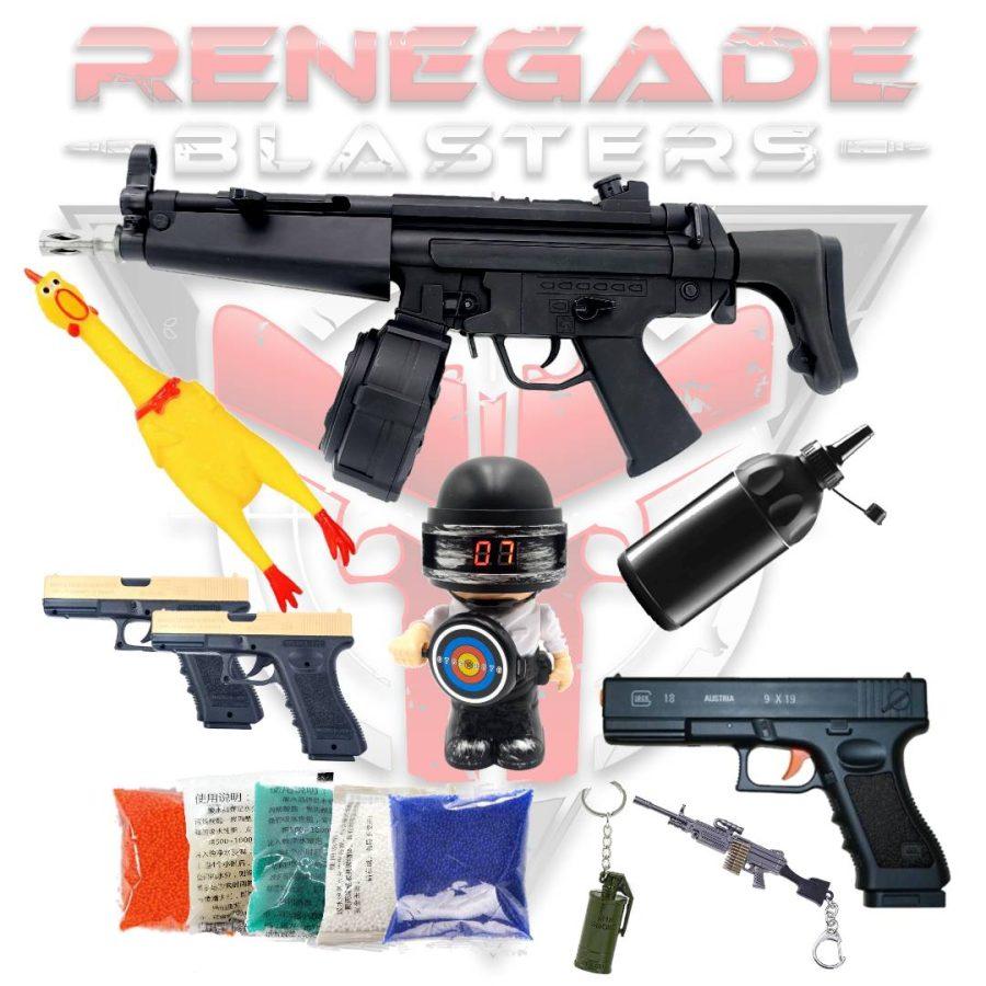 JM MP5/ SKD G18 Combo Pack