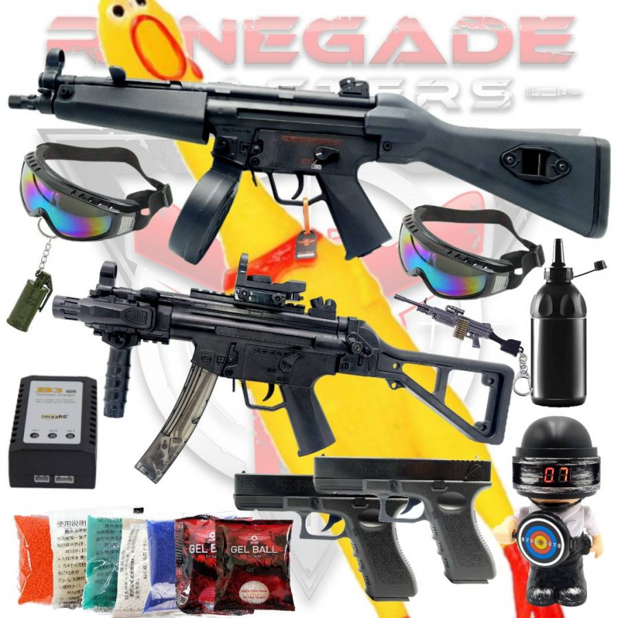 MP5 Combo Pack