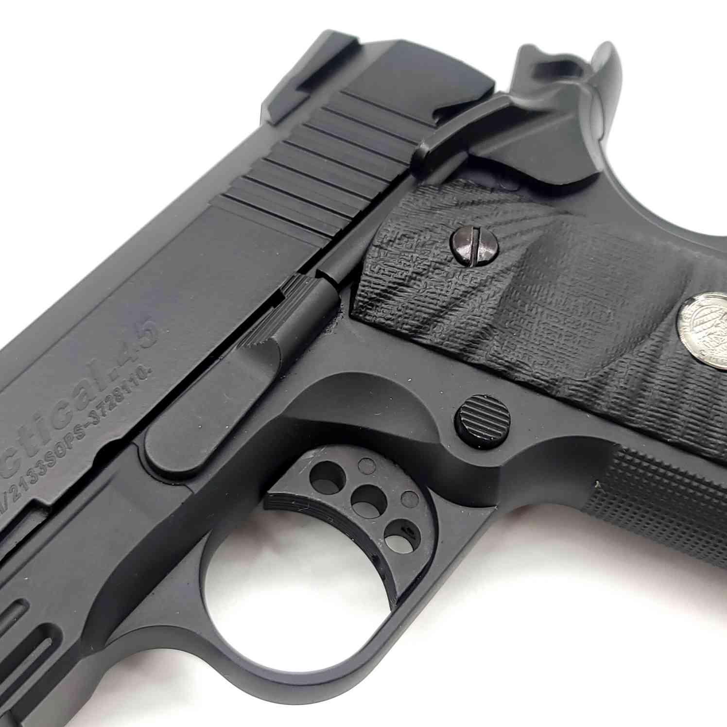 Golden Eagle 3326 OPS Tactical .45 Full Metal Gas Powered Gel Blaster Hi-Capa v4.3