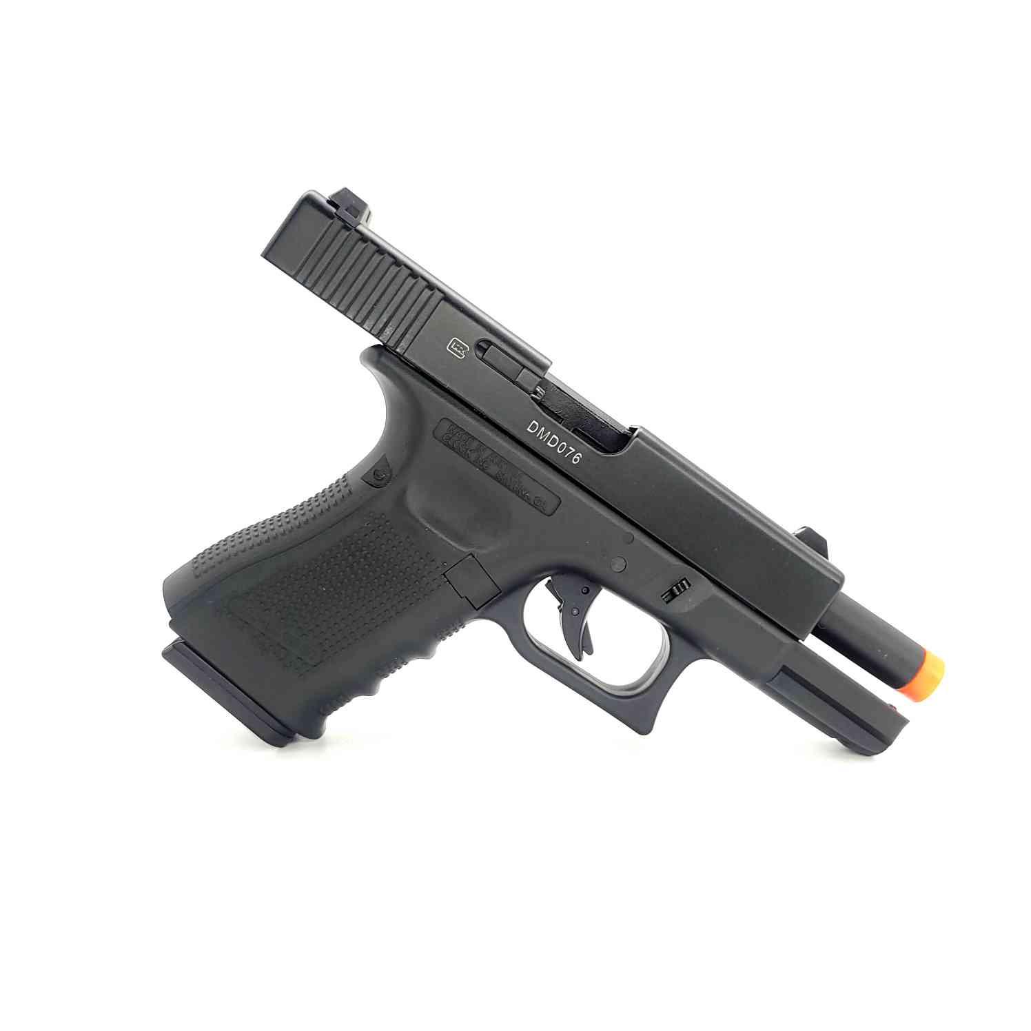 DOUBLE BELL Glock G19 Gas Powered Gel Blaster [772] Renegade Blasters