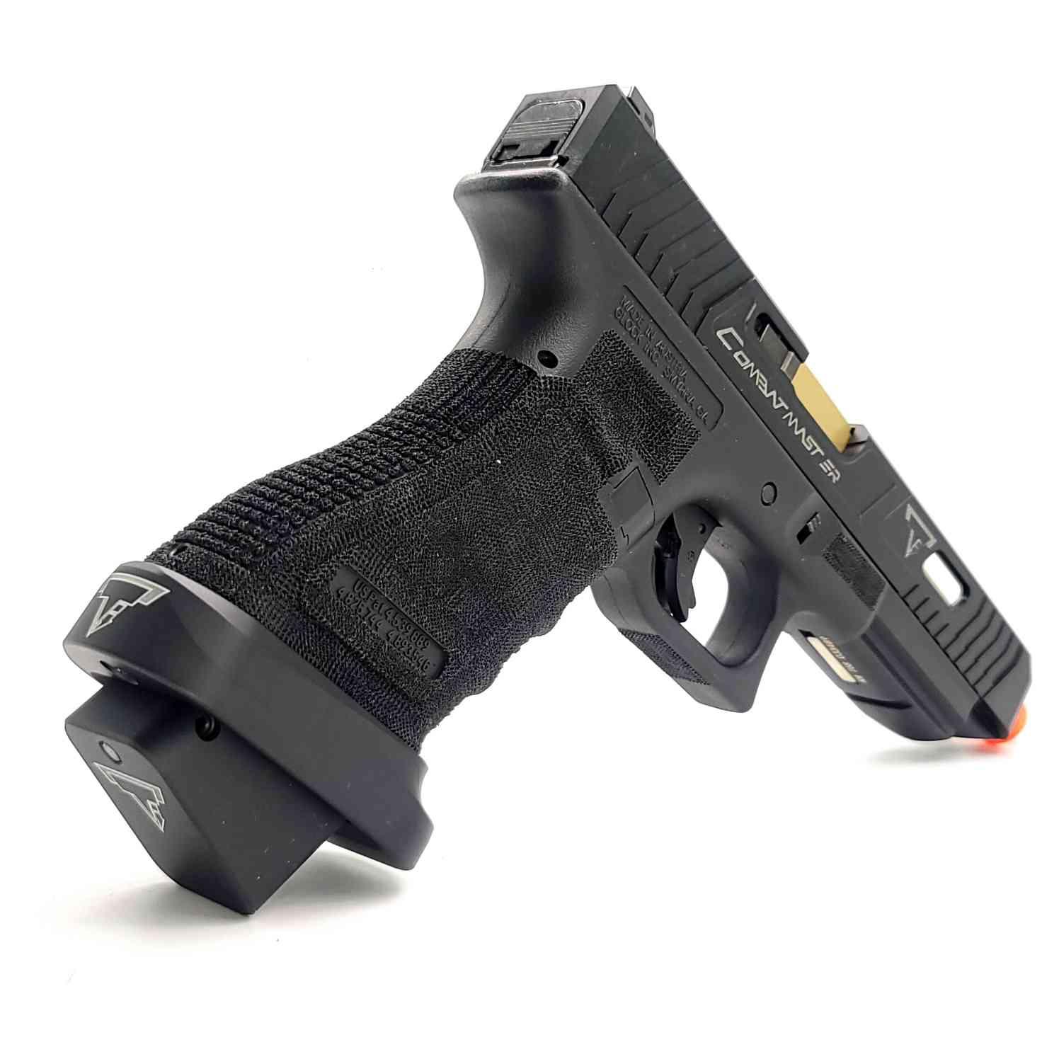 DOUBLE BELL Glock G34 TTI John Wick 2 Combat Master Renegade Blasters