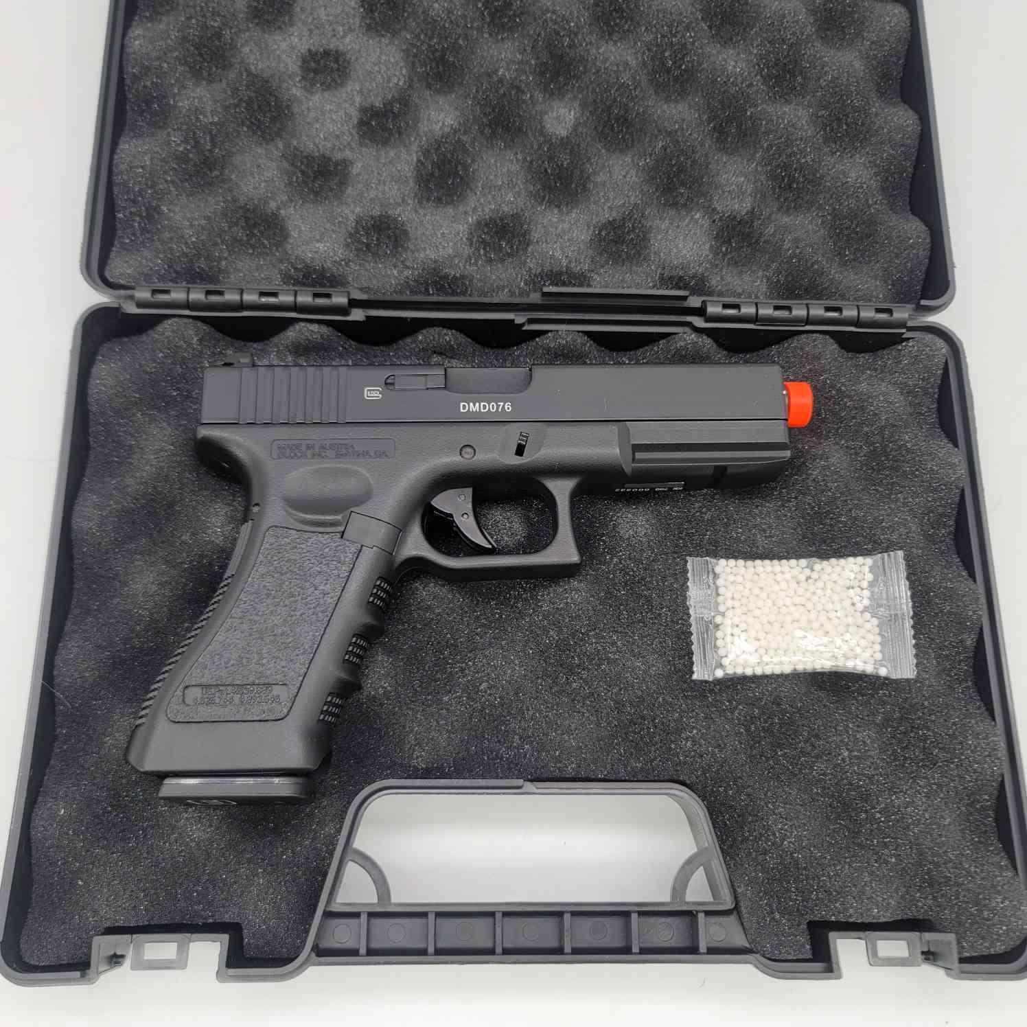 DOUBLE BELL Glock G22 Gas Powered Gel Blaster [766] Renegade Blasters