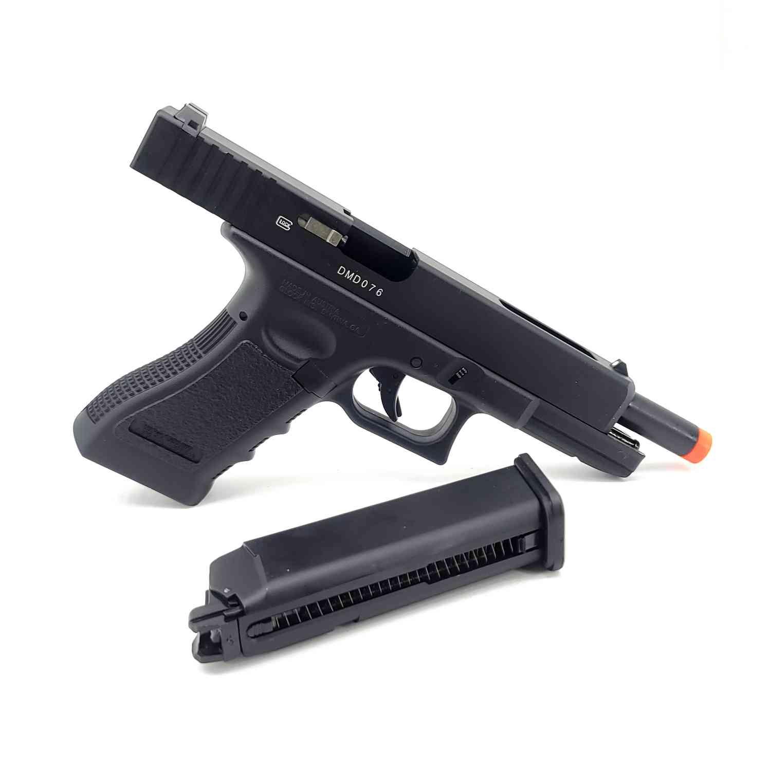 DOUBLE BELL Glock G34 Gas Powered Gel Blaster [765] Renegade Blasters