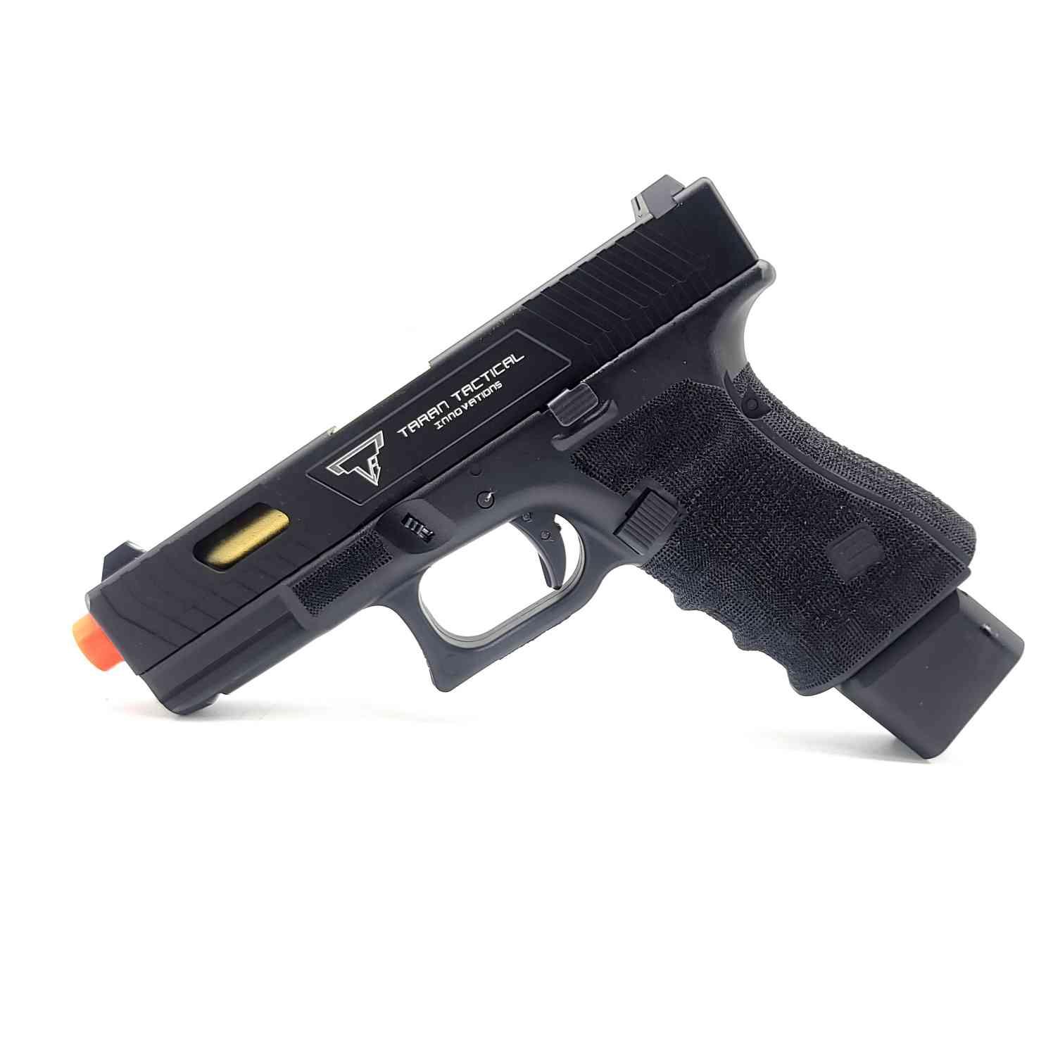 DOUBLE BELL Glock G19 TTI John Wick 2 Combat Master Custom Gas Powered Gel Blaster [772G]