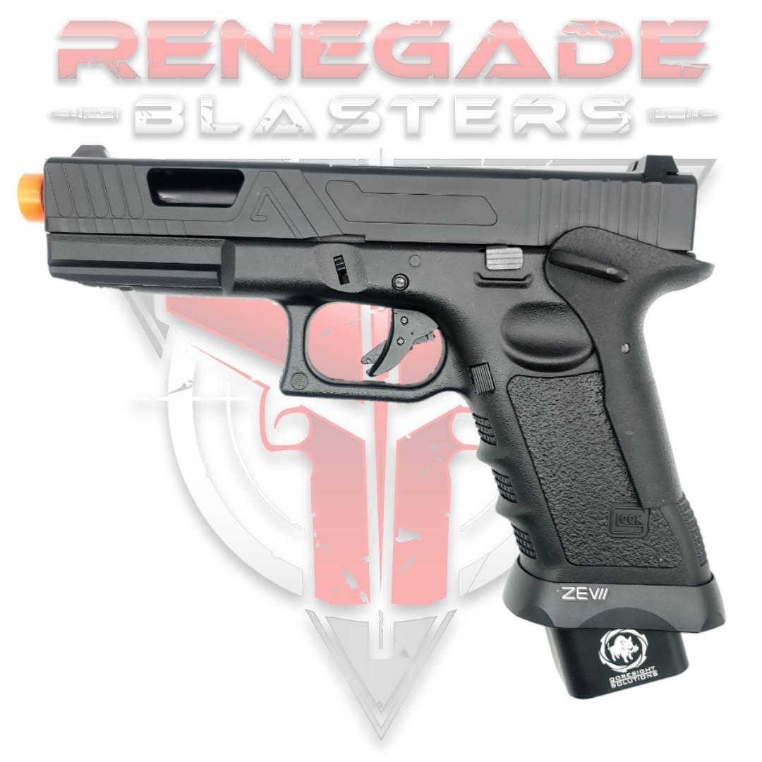 DOUBLE BELL Glock G17 Renegade Blasters